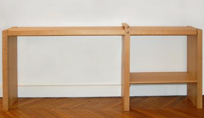 sandrine latournerie consoles cr dences. Black Bedroom Furniture Sets. Home Design Ideas